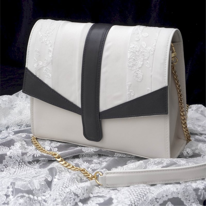 wedding cross line bag