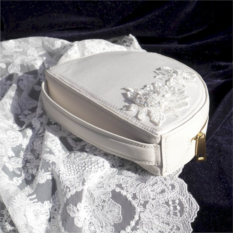 wedding mini hand bag